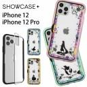 写真やメモが挟めるケース ディズニー プリンセス iPhone 12 iPhone12 Pro ハードケース クリ……