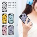 【 パグ 犬 かわいい 可愛い 】 耐衝撃 バンパー ケースiPhone12 iPhone12mini iPhone12Pro iP……