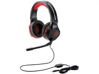 ELECOM/エレコム ゲーミングヘッドセット HS-G01BK ブラック