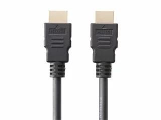 サイバーガジェット CYBER・Premium HDMIケーブル 4K(PS4用)約0.8m CY-PHMCE0.8R-BK
