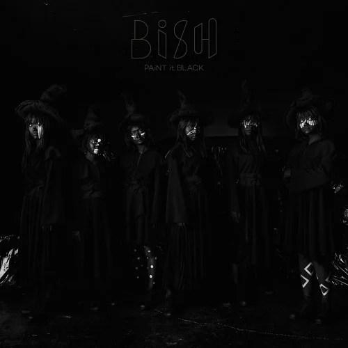 PAiNT it BLACK[CD] / BiSH
