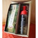 美濃白川茶 水出し茶スタンダードセット〔HARIOフィルターインボトル750ml、特上煎茶2袋、茶さじ1個〕