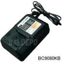 充電式芝刈機エコモ用リチウムイオン充電器 BC9080KB KINBOSHI(キンボシ)