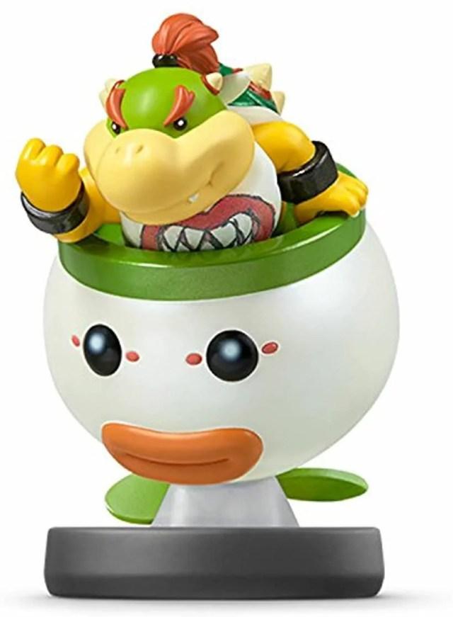 amiibo 大乱闘スマッシュブラザーズシリーズ(クッパJr., Nintendo 3DS)
