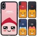 [KAKAO Friends Card Pocket Bumper カカオ フレンズ カードポケット バンパーケース] iPhone ……