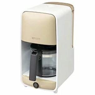 タイガー魔法瓶ADC-B060-WG(グレージュホワイト)_コーヒーメーカー