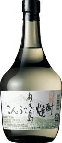 北海道の酒 北海道お土産 礼文島 こんぶ焼酎 20% 720ml