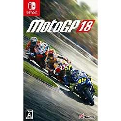 [09月27日発売予約][ニンテンドースイッチ ソフト] MotoGP 18 [HAC-P-AJJ8B]