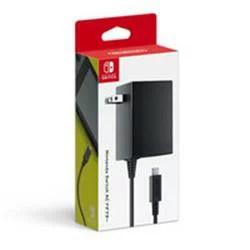 【新品/在庫あり】[ニンテンドースイッチ 周辺機器] Nintendo Switch ACアダプター [HAC-A-ADHGA]