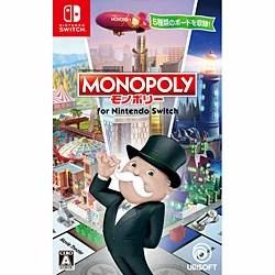 [11月09日発売予約][ニンテンドースイッチ ソフト] モノポリーfor Nintendo Switch [HAC-P-ADQPA]