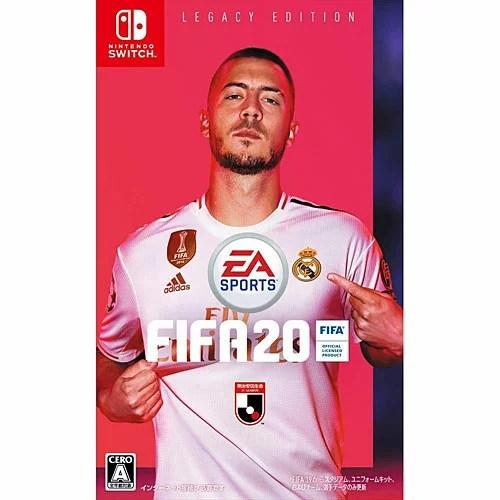 [09月27日発売予約][ニンテンドースイッチ ソフト] FIFA20 レガシーエディション