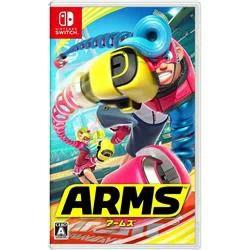 【新品/在庫あり】[ニンテンドースイッチ ソフト] ARMS [HAC-P-AABQA]