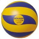ソフトバレー YE/BLU 100G【MIKASA】ミカサバ