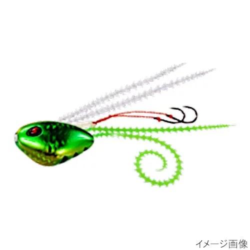 シーフロアコントロール ライダー コンプリート 100g 06 ゴールドグリーン