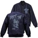 コスパ ソニック・ザ・ヘッジホッグ ソニックMA-1ジャケット NAVY