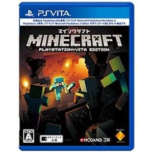 ソニー・コンピュータエンタテインメント PS Vitaソフト Minecraft: PlayStation Vita Edition