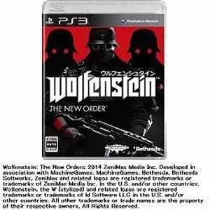 ゼニマックス・アジア PS3ゲームソフト ウルフェンシュタイン:ザ ニューオーダー
