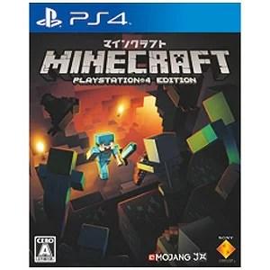 ソニー・コンピュータエンタテインメント PS4ソフト Minecraft: PlayStation 4 Edition