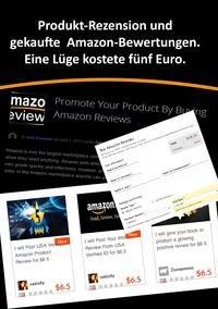 Produkt-Rezension und gekaufte Amazon-Bewertungen.