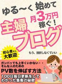 ゆる〜く始めて月3万円稼ぐ 主婦ブログ【電子書籍】[ MAYA ]