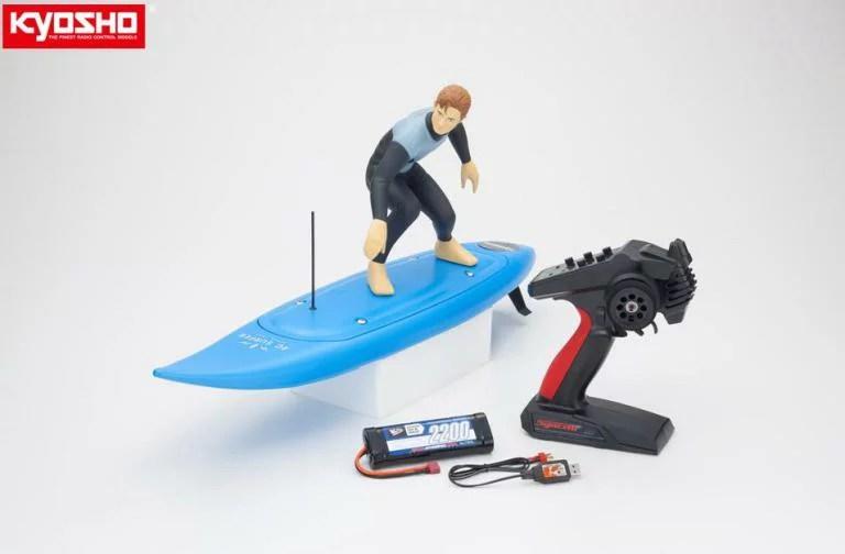 サーフィンが楽しめるラジコンとは?『RCサーファー』の特徴・遊び方
