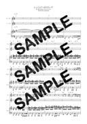 【ダウンロード楽譜】 レッツゴーボウリング/桑田佳祐 & The Pin Boys(ピアノ弾き語り譜 初級1)