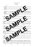 【ダウンロード楽譜】 かーてん・こーる/キャンディーズ(ピアノ弾き語り譜 初級2)