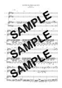 【ダウンロード楽譜】 SUPER DUPER GALAXY/LM.C(ピアノ弾き語り譜 中級2)