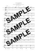 【ダウンロード楽譜】 サヨナラの行方/AAA(ピアノ弾き語り譜 )