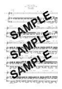 【ダウンロード楽譜】 ヘビーレイン/ミュージカル〈テニスの王子様〉(ピアノ弾き語り譜 中級2)