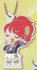 【紅林珠璃】 一番くじ アイカツ!-HAPPY 7th ANNIVERSARY!!- L賞 セクシータイプ立つラバーチャーム