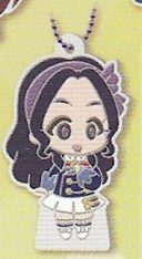 【白樺リサ】 一番くじ アイカツ!-HAPPY 7th ANNIVERSARY!!- L賞 セクシータイプ立つラバーチャーム