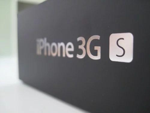 ドコモ、ソフトバンク、auに対応!【税込送料込!】iPhone 3GS Apple 正規品32GB SIMフリー ブラック