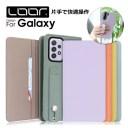 LOOF Hold Galaxy A52 5G S21 S21+ S21 Ultra A32 5G A51 5G Note 8 9 20 Ultra A41 ケース 手……