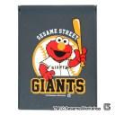読売ジャイアンツ公認グッズSESAME STREET×ジャイアンツ スタンドミラー(ELMO) giants/セサミストリート/エルモ/かわいい