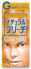 【合算3150円で送料無料】ギャツビー ナチュラルブリーチ
