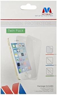 【MyBat Screen Protector Twin Pack for SAMSUNG G860 (Galaxy S5 Sport) - Retail Packaging - Clear by MyBat】 b00muah61y