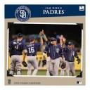 MLB パドレス カレンダー JFターナー/JF Turner 2014 12×12 TEAM WALL カレンダー