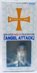 【未開封】新世紀エヴァンゲリオン コレクションフィギュア EPISODE:1 ANGEL ATTTACK 綾波レイ ヱヴァンゲリヲン セガ【中古】