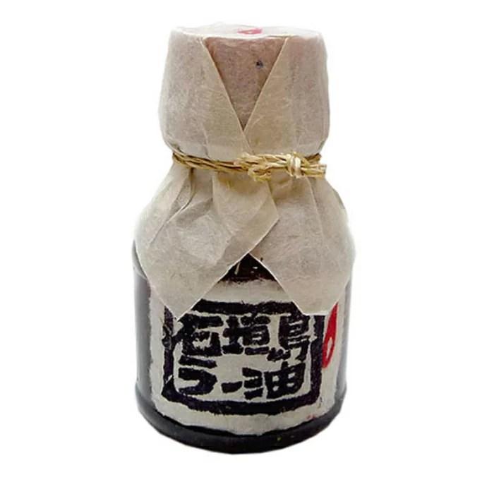 辺銀食堂の石垣島ラー油【100g×1本】