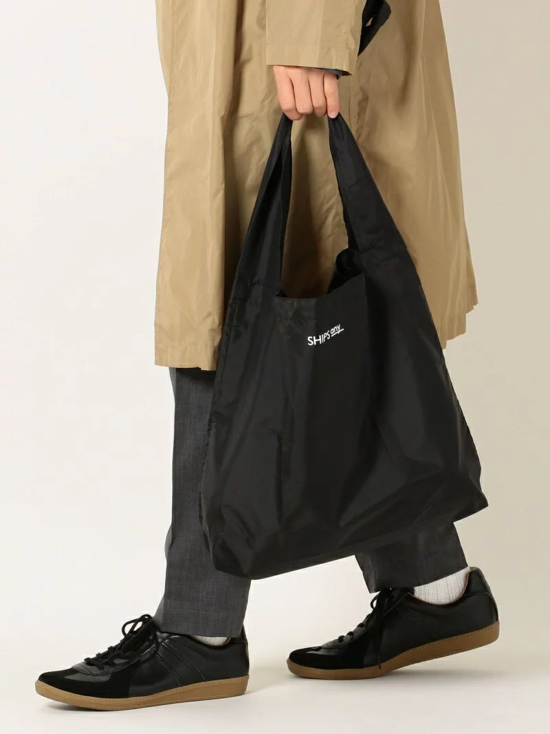 [Rakuten Fashion]SHIPSany:パッカブルエコショルダーバッグ SHIPS any シップス バッグ エコバッグ/サブバ...