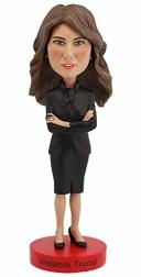 ボブルヘッド バブルヘッド 首振り人形 ボビンヘッド BOBBLEHEAD Royal Bobbles Melania Trump Bobbleheadボブルヘッド バブルヘッド ..