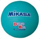 【ラッキーシール対象】ミカサ(MIKASA)ハンドドッチボール教育用ドッジボール1号D1グリーン