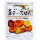 お役立ちグッズ 濃厚チーズせん (ノンフライこがし醤油味) 35g×30袋