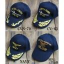 USシップキャップ HC023NN 【SEAL TEAM】