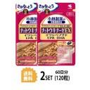 【2パック】【送料無料】 小林製薬 ナットウキナーゼEX 約30日分×2セット (120粒) 健康サプリメント