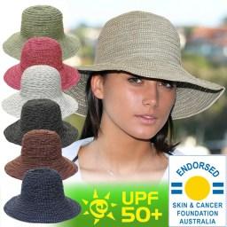 帽子 レディース uv 折りたたみ UVカット 帽子(ジュニ