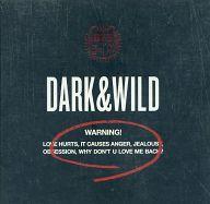 【中古】輸入洋楽CD BTS(防弾少年団) / DARK&WILD[輸入盤]