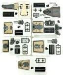 【中古】プラモデル 【シークレット】A-150計画7種セット 1/700 「連斬模型シリーズ 男たちの大和」