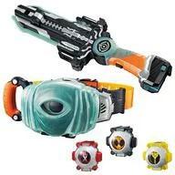 【新品】おもちゃ DXゴーストドライバー&4モード変形 ガンガンセイバー ゴーストなりきりセット ...